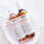 kiehls face wash toner