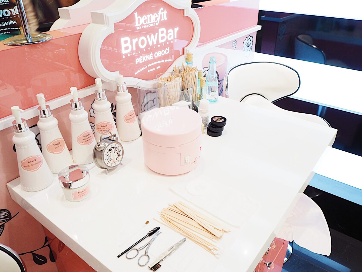 Benefit BrowBar