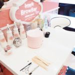 benefit brunettie brow bar beautymaster