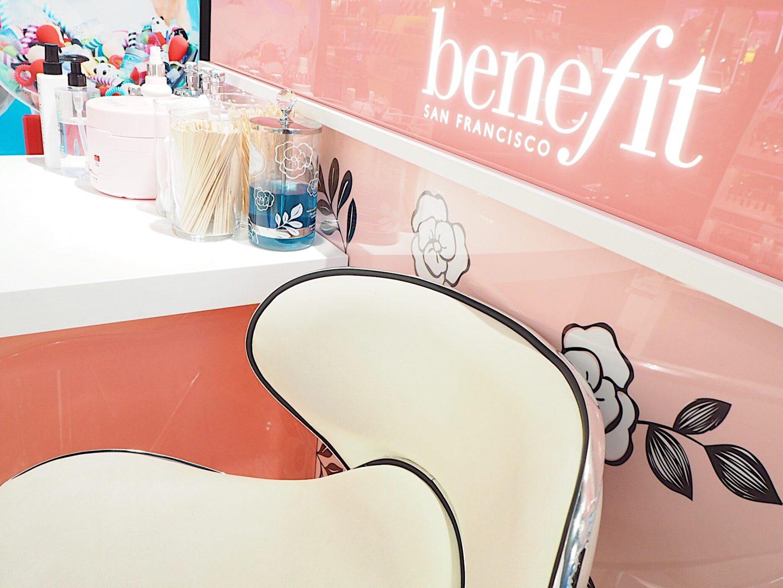 benefit brunettie brow bar beautymaster