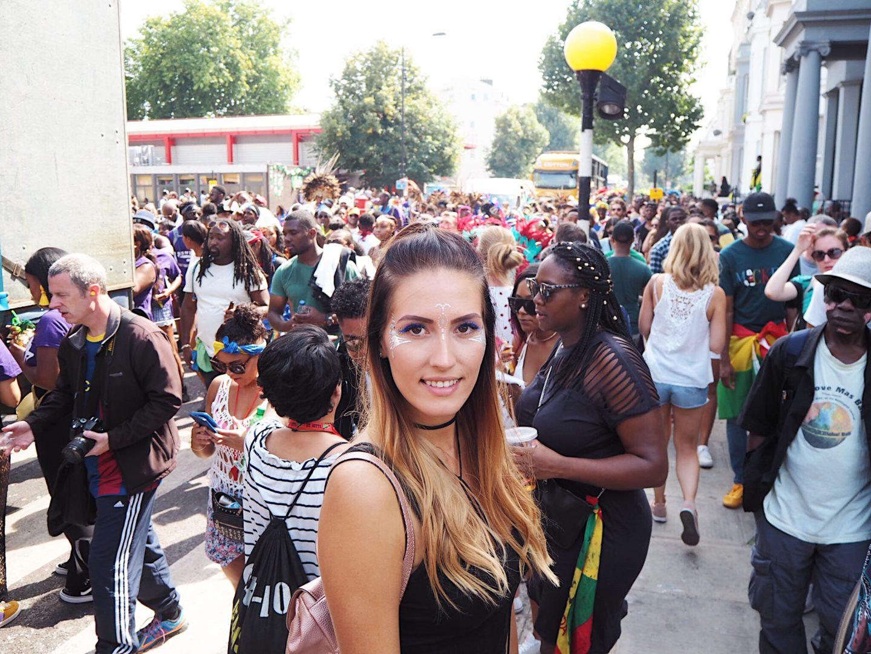 brunettie london londýn cestování travelling