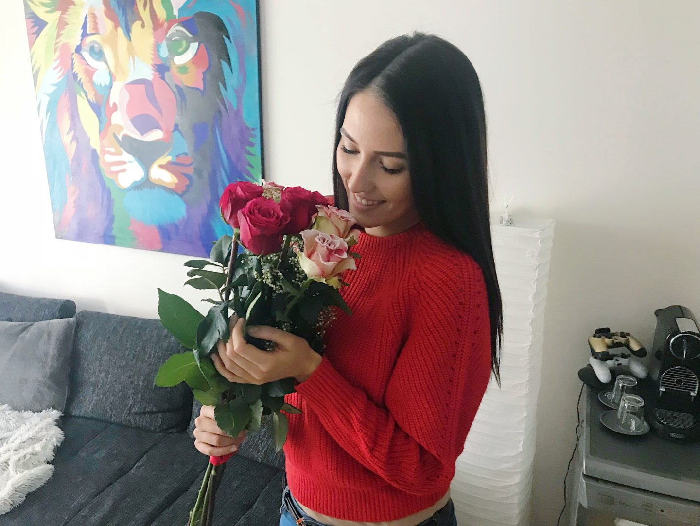 brunettie blogger blogpost výročí láska couple pár tereza špindlerův mlýn