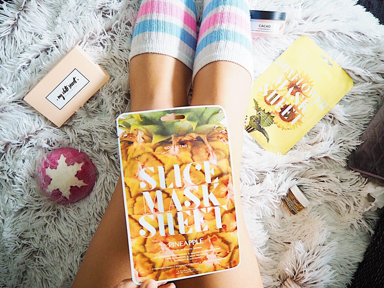 brunettie článek blog blogger hýčkání erlax domácí spa welness odpočinek krása jak na to DIY