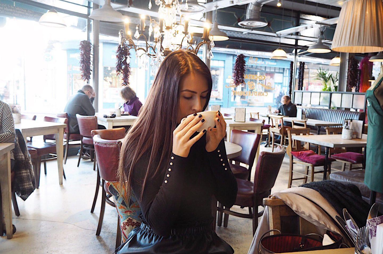brunettie ootd fashion inspiration london londýn cestování dnesnosím inspirace móda outfit blogger
