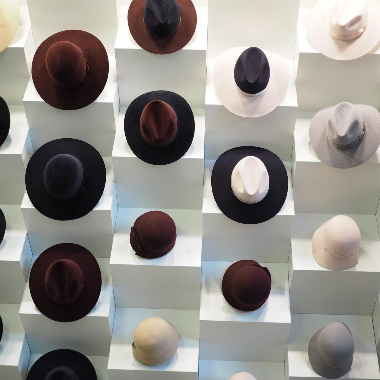 brunettie astrid bloger článek co se dělo tonak hats klobouk