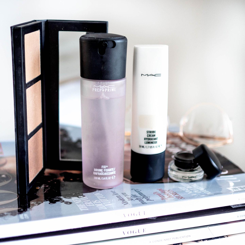 brunettie blogger novinky beauty kosmetika loreal mac benefit pr balíčky