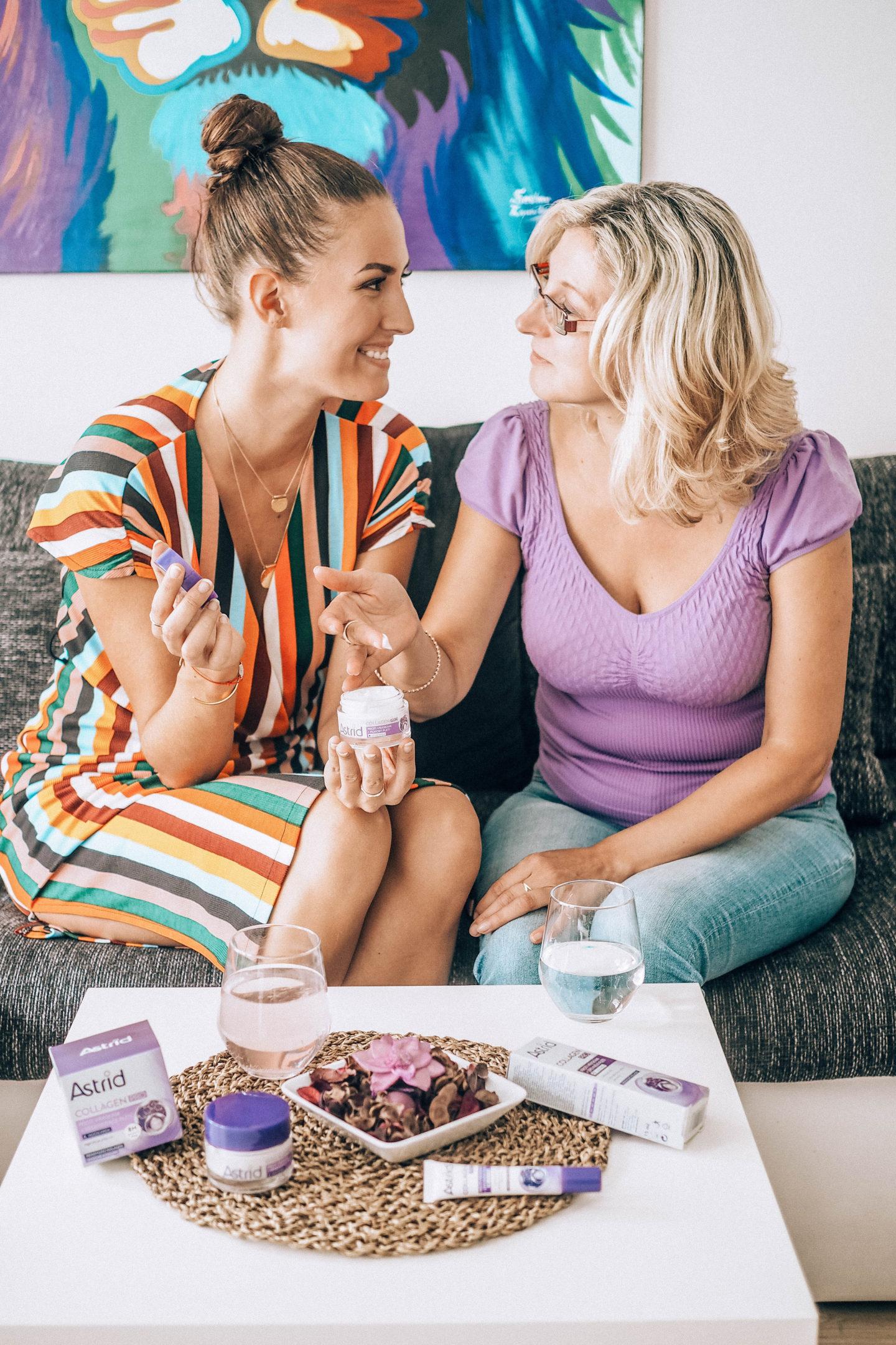 brunettie blog kosmetika cosmetic astrid kolagen máma láska