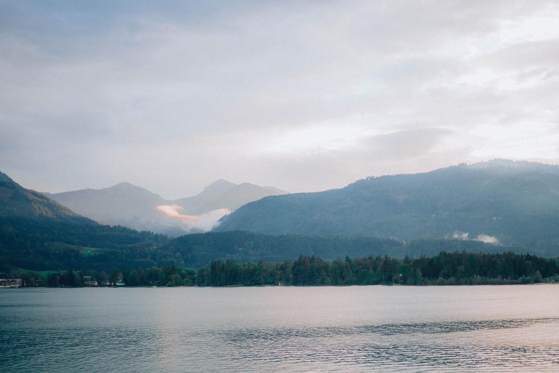 rakousko wolfgangsee austria trip výlet výlet z prahy brunettie travellin cestování